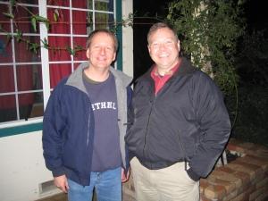 Mark Strauss and Ed Hale